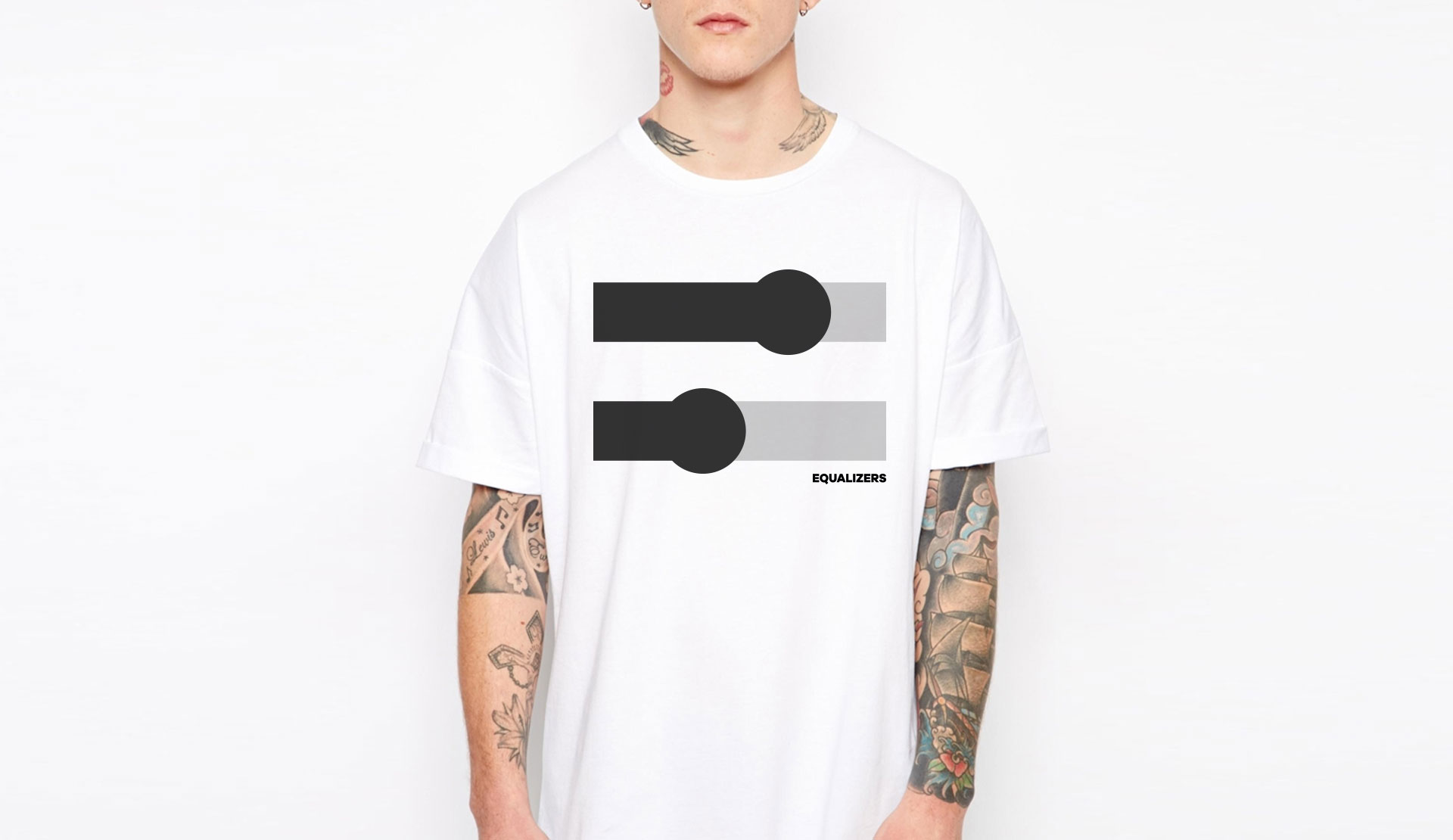 Equalizers-T-Shirt